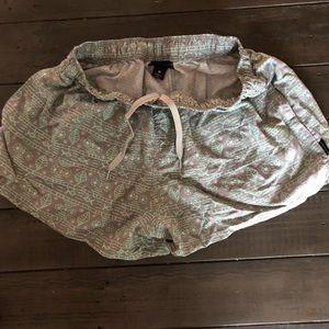 Size med women's shorts. Super comfy.